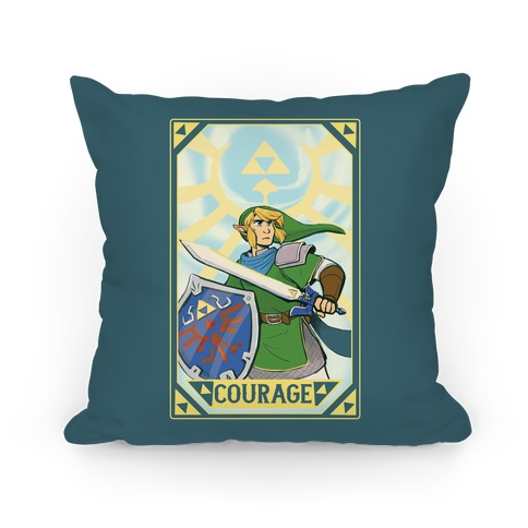 Courage - Link Pillow