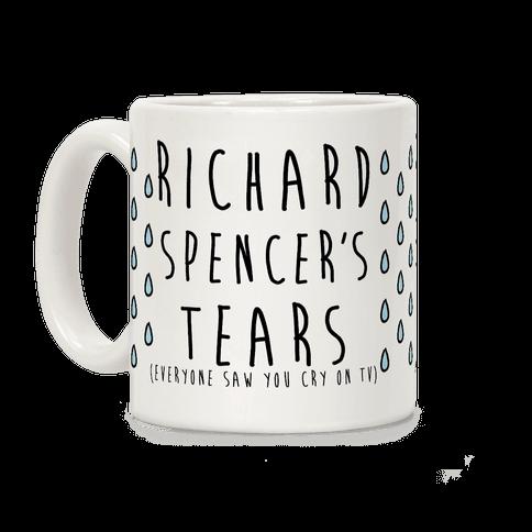Richard Spencer's Tears