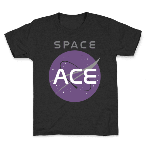 Space Ace Kids T-Shirt