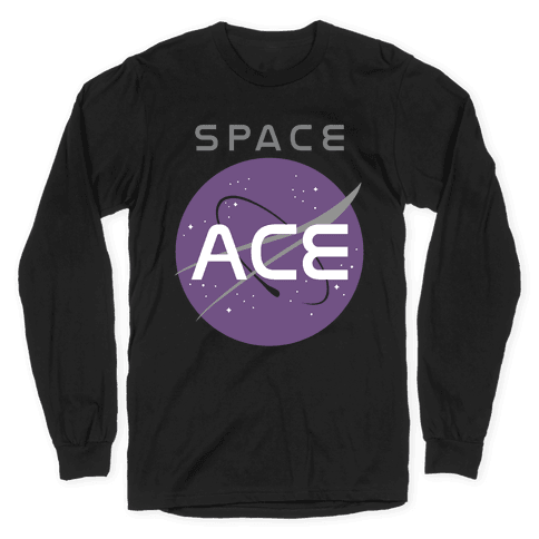 Space Ace Long Sleeve T-Shirt