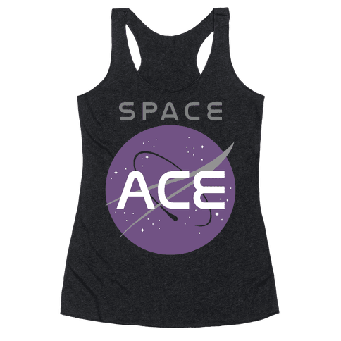 Space Ace Racerback Tank Top