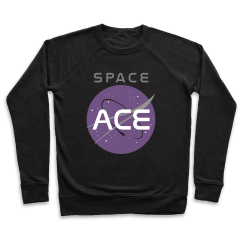 Space Ace Pullover