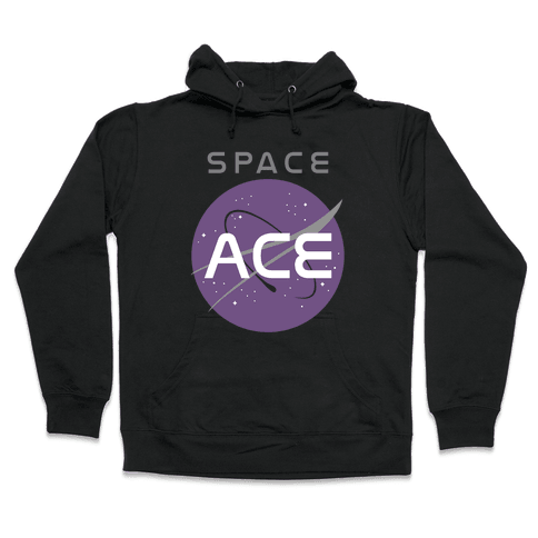 Space Ace Hooded Sweatshirt