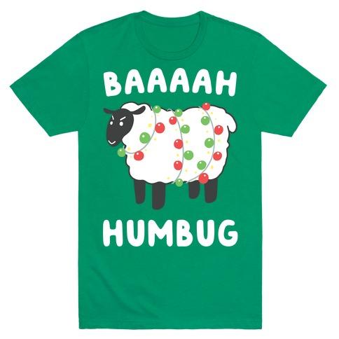 Baaaaah Humbug T-Shirt