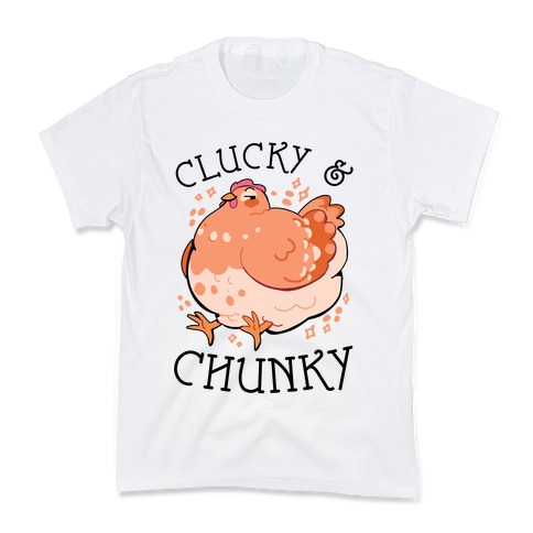 Clucky And Chunky Kids T-Shirt