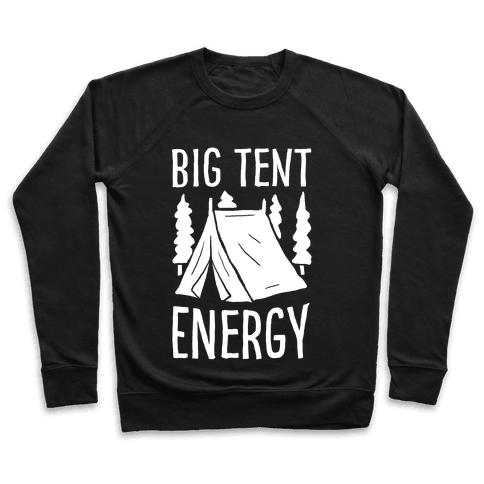 Big Tent Energy Pullover