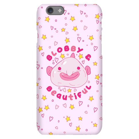 Blobby & Beautiful Phone Case