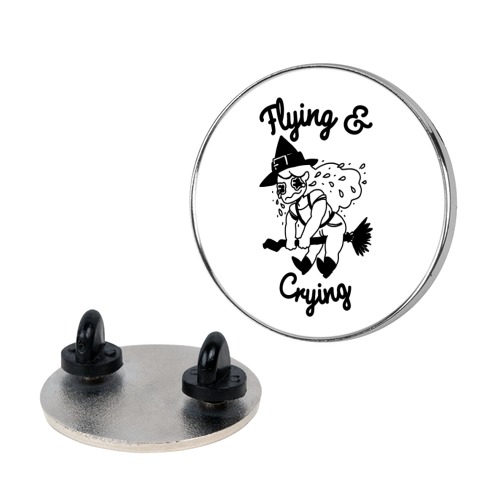 Flying & Crying Pin