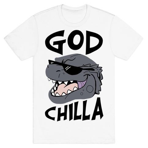 127238e62 Chill T-Shirts | LookHUMAN