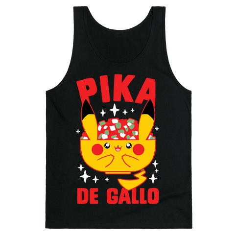 Pika De Gallo Tank Top