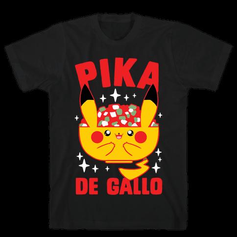Pika De Gallo Mens/Unisex T-Shirt
