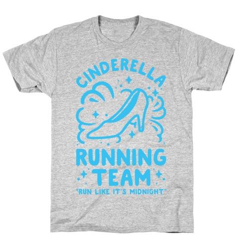 Cinderella Running Team T-Shirt