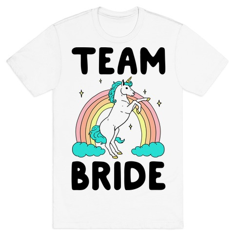 Magical Team Bride T-Shirt