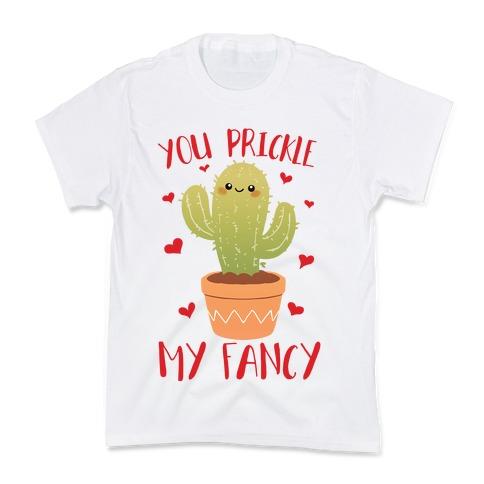 You Prickle My Fancy Kids T-Shirt