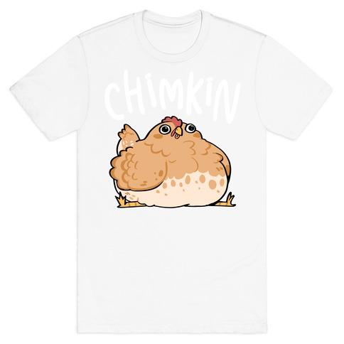 Chimkin Derpy Chicken T-Shirt