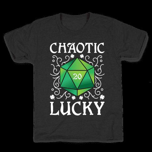 Chaotic Lucky Kids T-Shirt