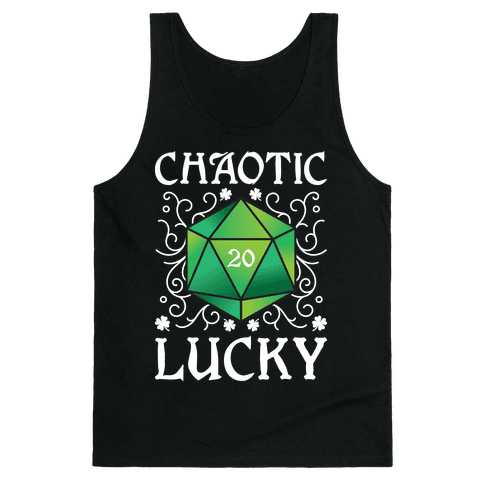 Chaotic Lucky Tank Top