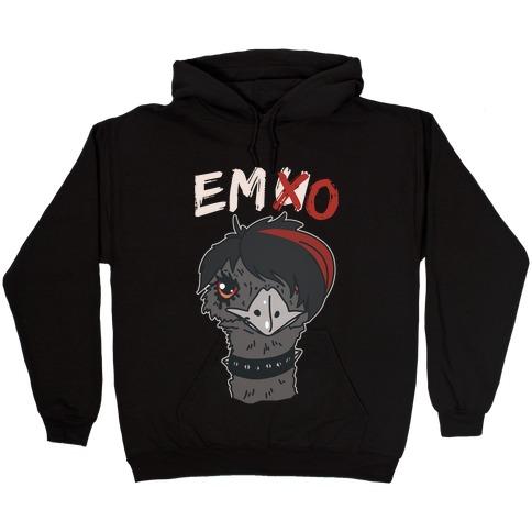 Emo X Emu Hooded Sweatshirt