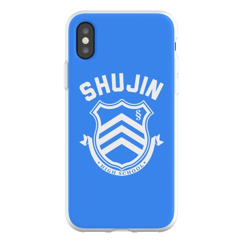 Shujin High School Phone Flexi-Case