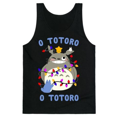 O Totoro, O Totoro Tank Top