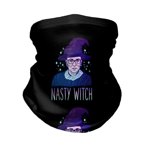 RBG Nasty Witch Neck Gaiter