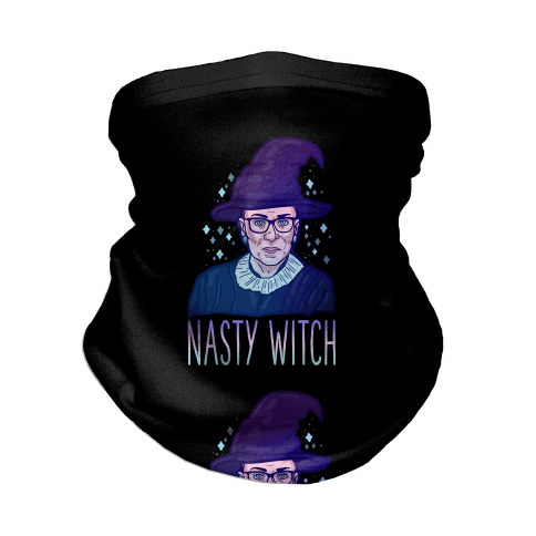 RBG Nasty Witch Neck Gaiter