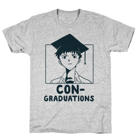 Con-Graduations, Shinji-kun T-Shirt