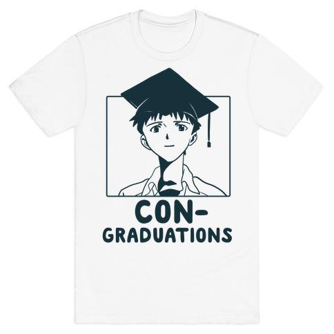 Con-Graduations, Shinji-kun T-Shirt