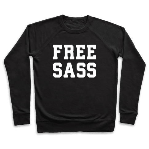 Free Sass Pullover