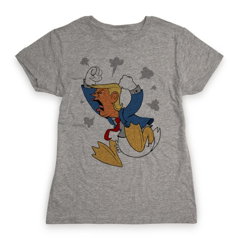 Donald Duck Womens T-Shirt