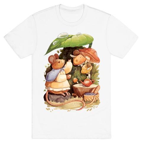Mouse Tea Time T-Shirt