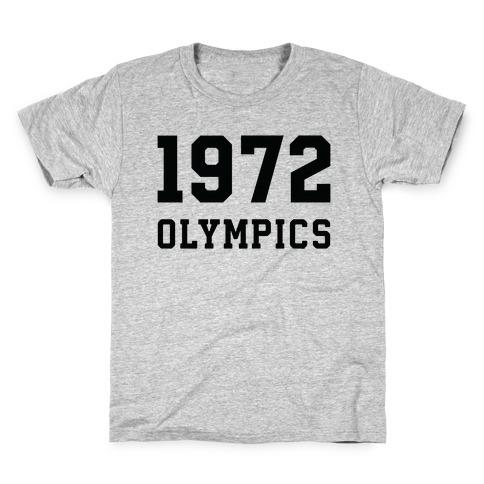 1972 Olympics Kids T-Shirt