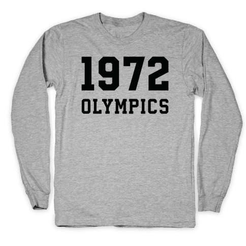 1972 Olympics Long Sleeve T-Shirt