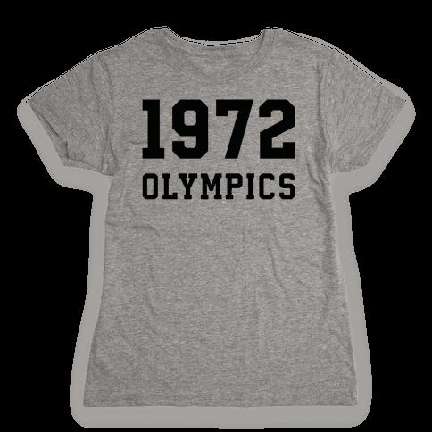 1972 Olympics Womens T-Shirt