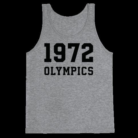 1972 Olympics Tank Top
