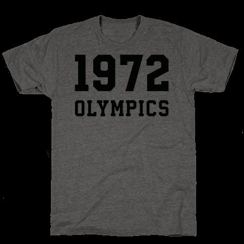 1972 Olympics Mens/Unisex T-Shirt