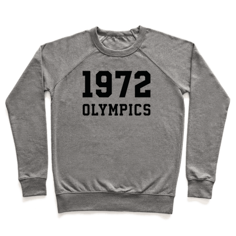 1972 Olympics Pullover