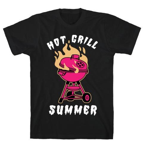 Hot Grill Summer T-Shirt