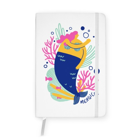 Mergical Mermaid Notebook