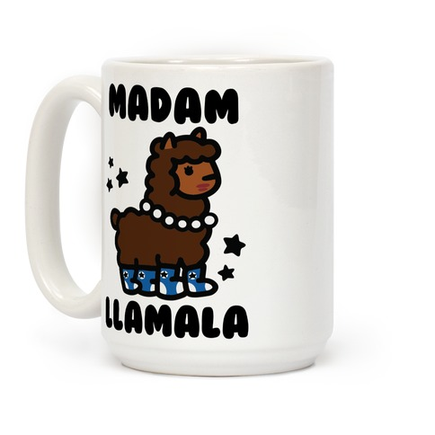 Madam Llamala Coffee Mug
