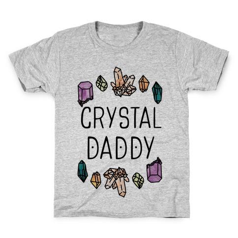Crystal Daddy Kids T-Shirt