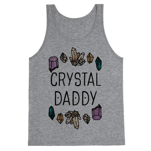 Crystal Daddy Tank Top