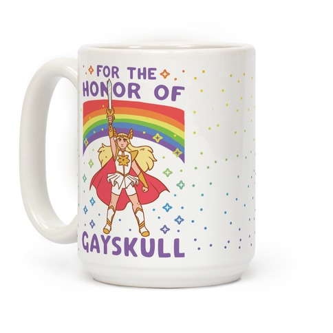 For the Honor of Gayskull Coffee Mug