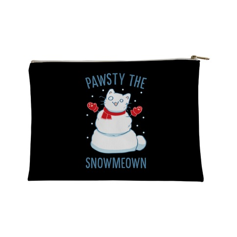 Pawsty The Snowmeown Accessory Bag