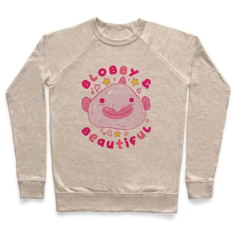 Blobby & Beautiful Pullover