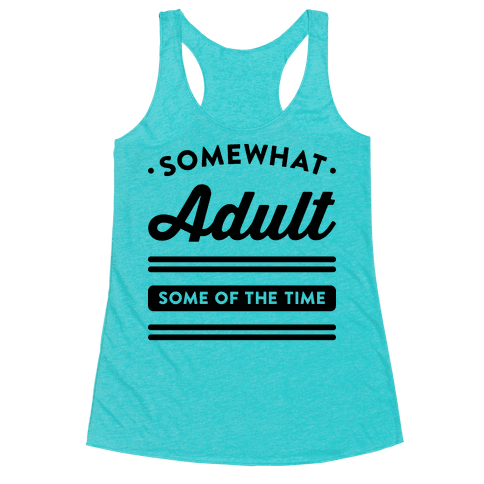 Somewhat Adult