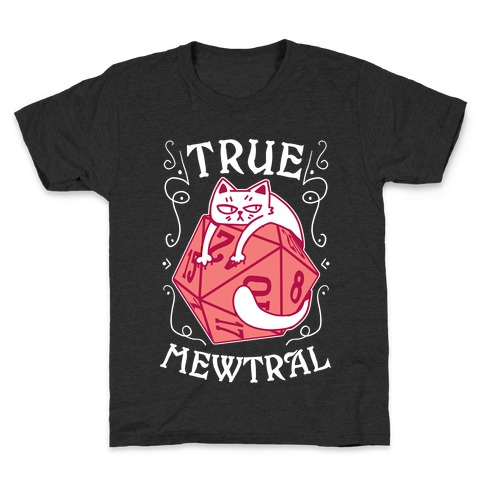 True Mewtral Kids T-Shirt