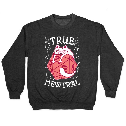 True Mewtral Pullover