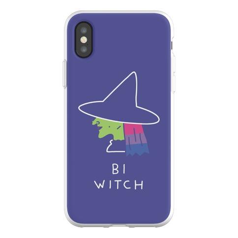 Bi Witch Phone Flexi-Case