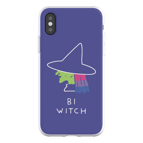 Bi Witch Phone Flexi-Case